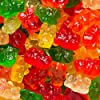 Albanese Assorted Fruit Flavor Gummi Bears Fat Free 5-Pound Bags (Pack of 2) #3
