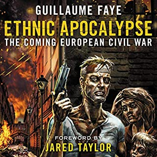 Ethnic Apocalypse audiobook cover art