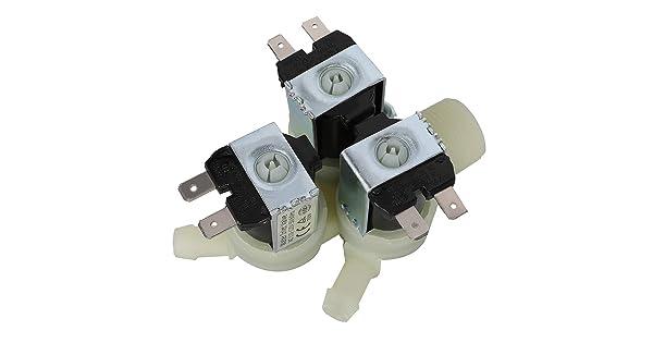 Compatible Water Inlet Valve for LG WM4070HWA LG WM2677HSM LG WM2140CW LG WM4070HVA Washing Machine