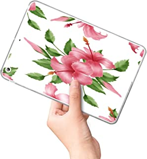 OBOSOE iPad Air 1/iPad Air 保護カバー,アンチダスト キズ防止 クリア 耐衝撃 ウルトラスリム TPU 落下に強い 軽量 タブレットカバー iPad Air 1/iPad Air Case-D 98