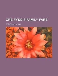 Cre-Fydd's Family Fare
