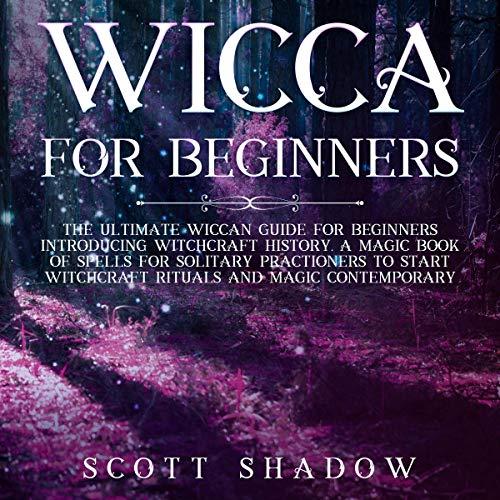Wicca for Beginners Titelbild