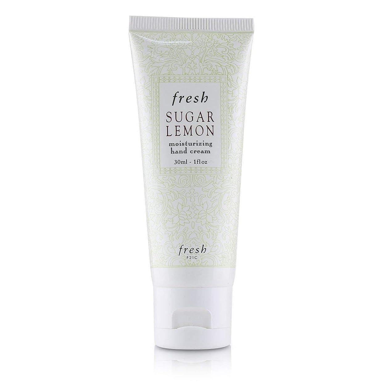 特異なテストコントローラフレッシュ Sugar Lemon Moisturizing Hand Cream 30ml/1oz並行輸入品