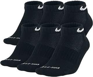 Dri-FIT Cushion Low-Cut Training Socks, 3-pair
