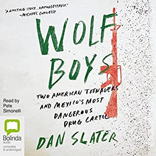 Wolf Boys cover art