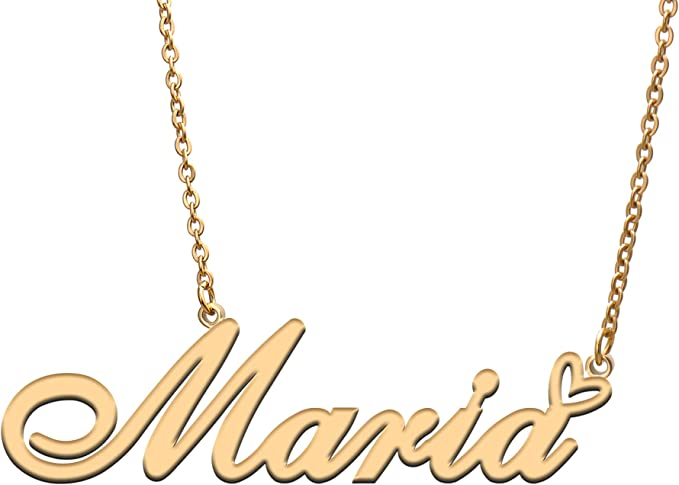 Aaliyah Couple Name Necklace Choker Necklaces For Women Mother Daughter Necklace Gold