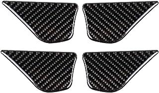 Demarkt Carbon ABS für C Klasse W205 C180 C200 GLC Interior Tür Schüssel Verkleidung Zubehör 4 PCS/Set