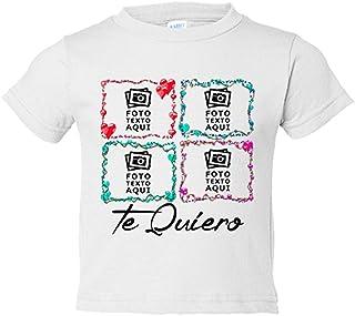 Amazon.es: camisetas personalizadas - Niño: Ropa