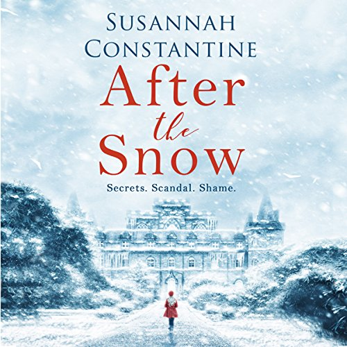 After the Snow audiobook cover art