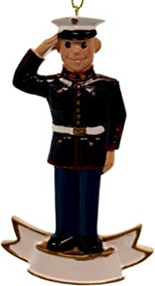 Best personalized marine corps christmas ornaments Reviews