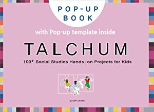 Talchum: DIY pop-up card making craft books for kids, Korean culture and travel, Korea traditional dance (English Edition)