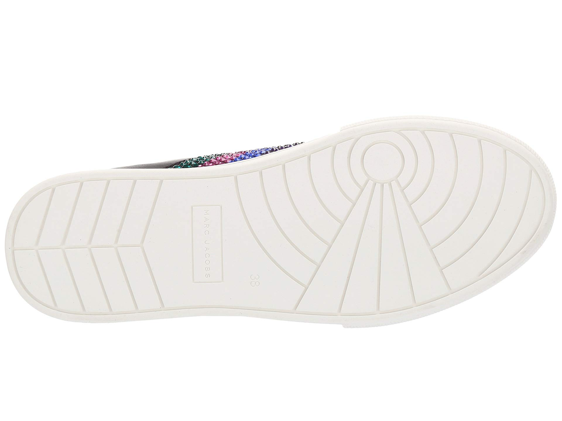 Jacobs Marc Strass pink Top Low Empire Black Multi Sneaker 6dgwgq