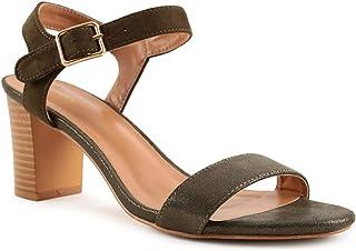 Woodland Wonders Heel Sandal