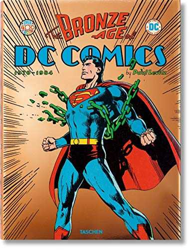 VA-The Bronze Age of DC Comics