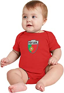 Portugal - Country Soccer Crest Bodysuit