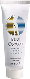Ideal conceal light/medium natural body enhancer