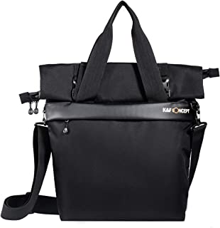 K&F Concept 3-Way Large Waterproof Nylon DSLR Mirrorless Travel Shoulder Sling Camera Backpack Messenger HandBag Contain 1...