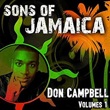 Sons Of Jamaica, Vol. 1