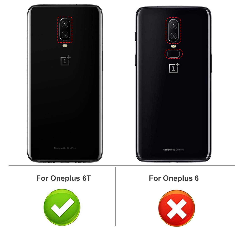 iBetter Oneplus 6T Funda Fina de Silicona, Oneplus 6T Funda Suave y Duradera, Funda de TPU. Funda para Smartphone Oneplus 6T. Azul: Amazon.es: Electrónica