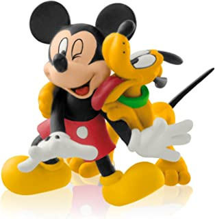 Best mickey and pluto ornament Reviews