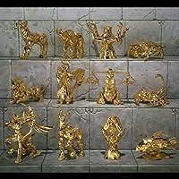 聖闘士聖衣神話 APPENDIX 黄金聖衣 オブジェセット