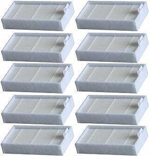 10pcs HEPA Filters Replacement for ILIFE V3s V3s pro V5 V5s V5s Pro Robotic Vacuum Cleaner