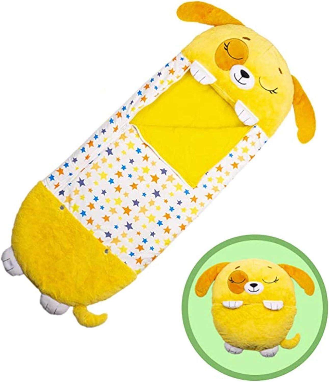 Hooded Wearable Snuggle Tail Blanket Unicorn Children/'s Sleeping Bag Aicheng Pillow /& Sleepy Sack All Season Super Soft Plush Sleeping Bags for Toddler Children Teens Boys Girls