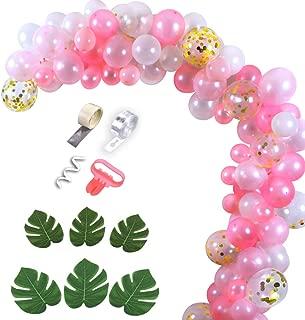 Best pink balloon arch Reviews
