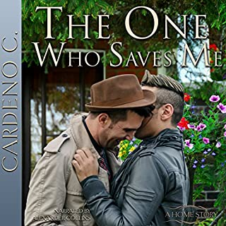The One Who Saves Me audiobook cover art