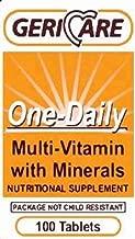 Multi-Vitamin & Minerals Tablets 100 ct (6 Pack)