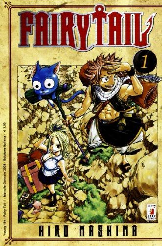 Fairy Tail (Vol. 1)