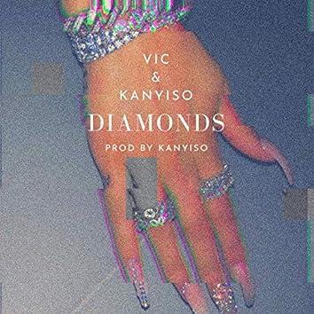 Diamonds (feat. V.I.C)