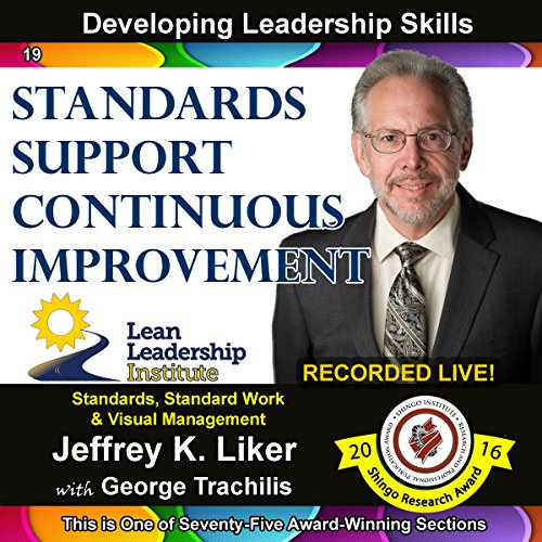 Standards Support Continuous Improvement - Module 3 Section 1 audiobook cover art