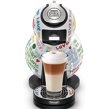 DeLonghi EDG 420.FB Dolce Gusto Melody 3 - Cafetera monodosis, diseño de Facebook: Amazon.es: Hogar