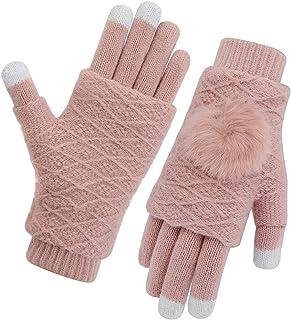 comprar comparacion Vodabang Guantes de Pantalla Táctil Invierno Caliente Guantes Touchscreen Gloves Deporte Al Aire Libre