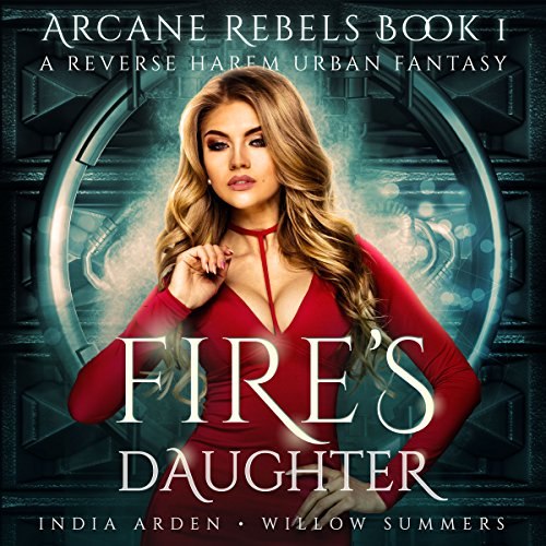 Fire's Daughter cover art