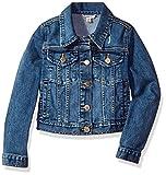 Calvin Klein Girls' Big Denim Jacket, Authentic, Medium (8/10)