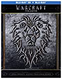 Warcraft steelbook [Blu-Ray]+[Blu-Ray 3D] [Region B] (Audio español. Subtítulos en español)