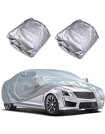 Size : 2013 Carohome Fundas para coche Cubiertas de autom/óviles Mazda CX-5 SUV gruesa cubierta del coche cubierta de tela Oxford exterior de protecci/ón solar a prueba de lluvia caliente
