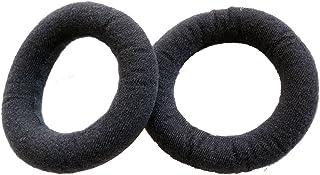 威摩达品牌 AKG/爱科技K935精品通用耳套 AKG K935耳机的更换耳套 正品耳套 耳机套 耳罩(黑色)