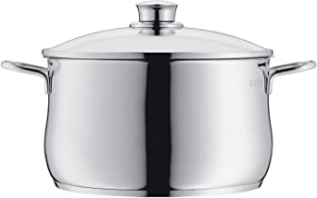 INOX Baumalu 340679 Chaudron de Cuisson Acier Inoxydable 24 cm