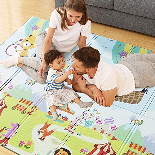 Best Large Foam Mat for Babies