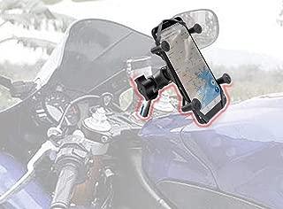 X Web Grip Mount Phone GPS Navigation Cradle Holder For YAMAHA YZF-R1 R1M R1S YZF-R6 R6S