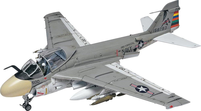 Revell Monogram 1 1 1 48 Scale A6E Navy Attack Bomber