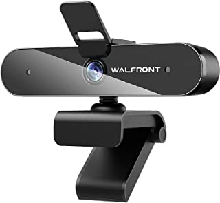 1080P Webcam for PC Laptop Desktop, 360-Degree Rotation Streaming Webcam with Microphone, Computer Video Camera Webcam Com...