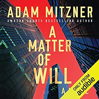 A Matter of Will audiobook cover art
