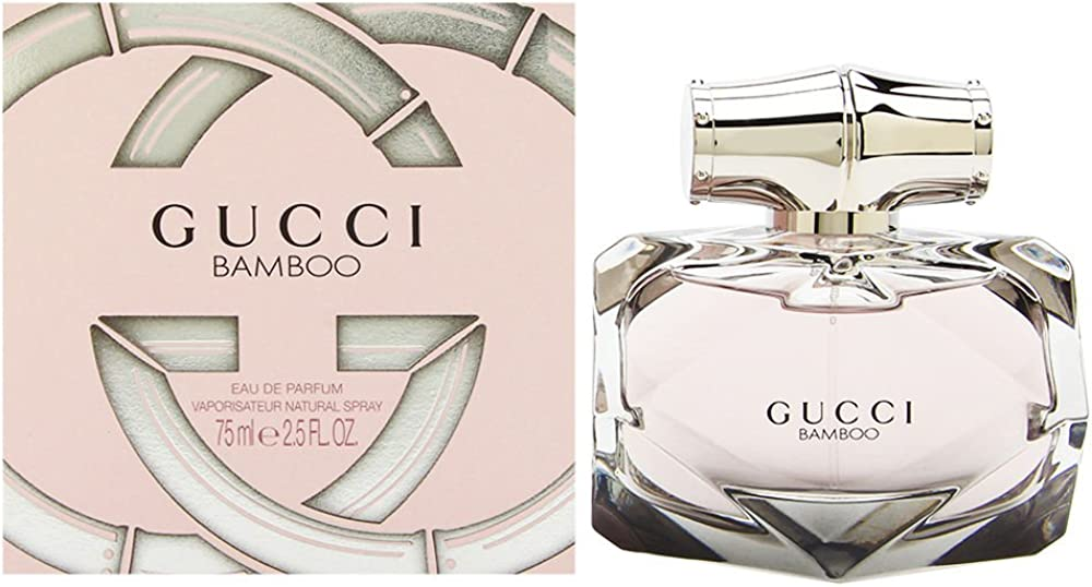 Gucci bamboo eau de parfum spray - 75 ml 10002371