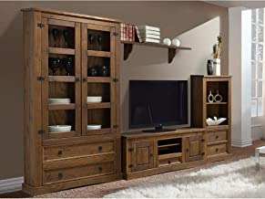 Amazon.es: muebles rusticos salon