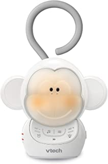 Vtech ST1000 Safe & Sound Portable Soother - Monkey