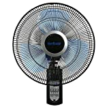 Hurricane 736565 Fan, Super 8, 16'-Black